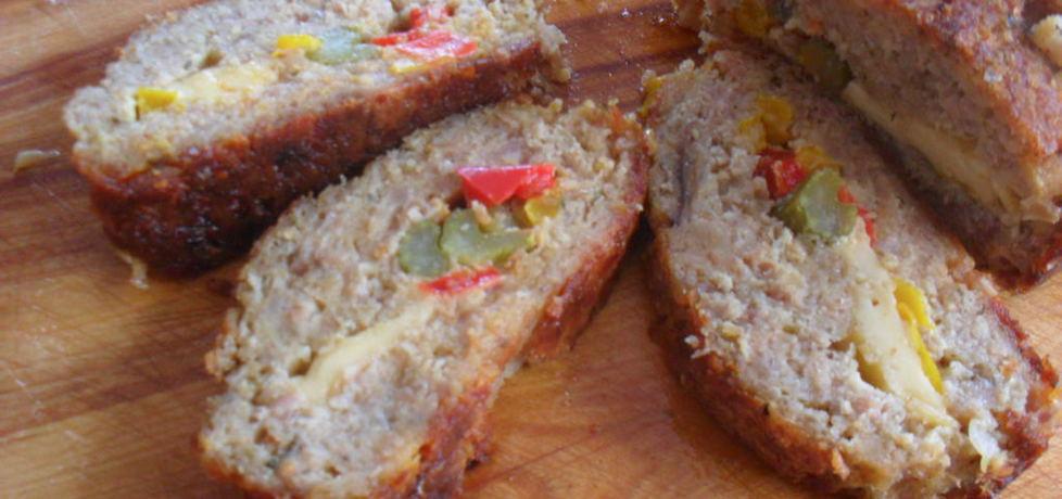 Rolada mielona z warzywami i serem (autor: kuklik)