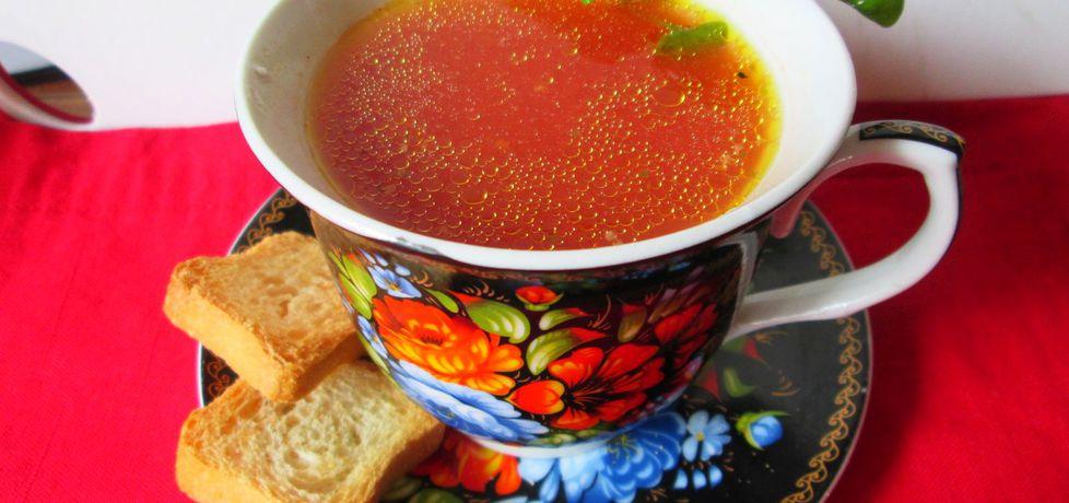 Zupa pomidorowa czysta (autor: katarzyna40)