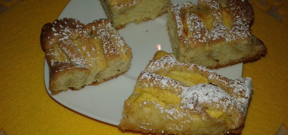 Pyszne ciasto z jabłkami (autor: renata9)