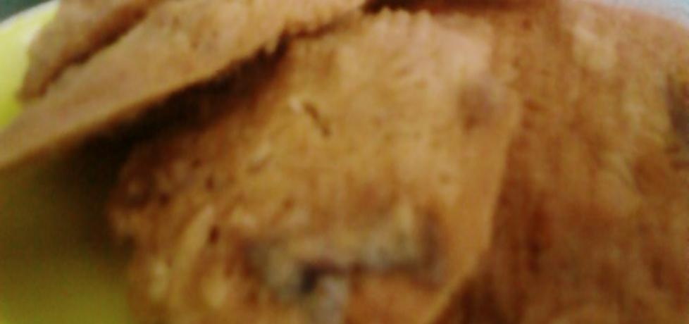 Kruche ciasteczka z płatkami owsianymi. (autor: benka ...