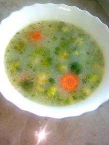 Zupa z brukselką