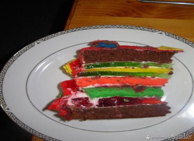 Tort dla fana lego