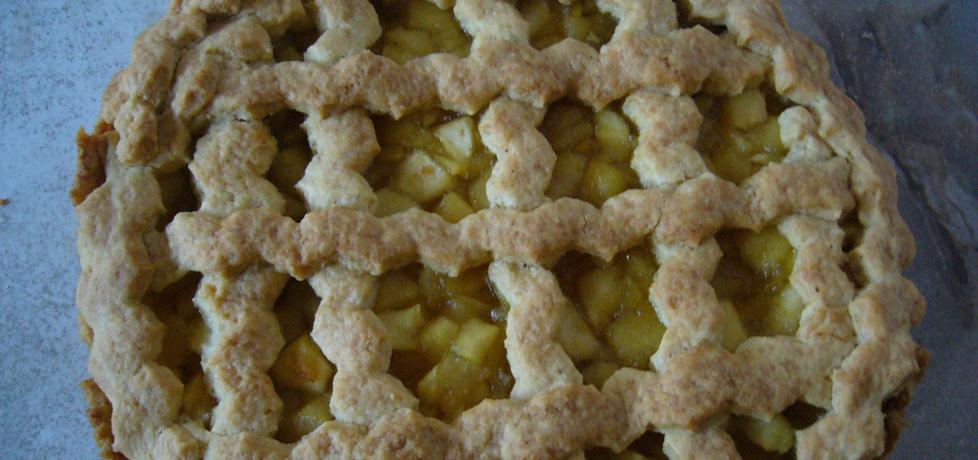 Kruche ciasto jabłkowo gruszkowe (autor: magdaxxx ...