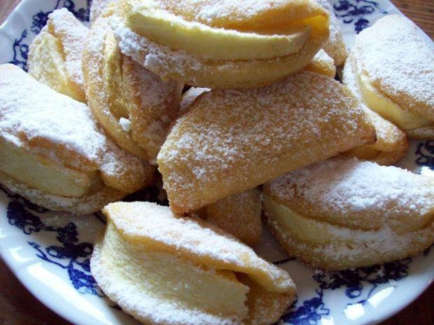 Sposoby na przygotowanie: pierożki z jabłkiem. gotujmy.pl