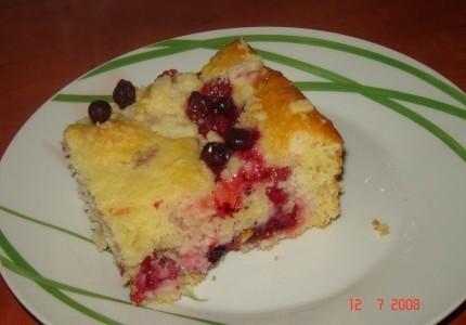 Ekspresowe ciasto drożdżowe z maślanką