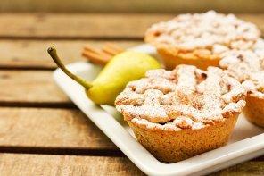 Ciasto gruszkowo-imbirowe  prosty przepis i składniki