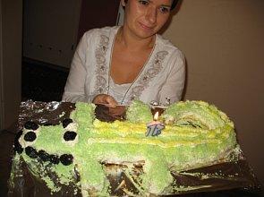 Ciasto krokodylek  prosty przepis i składniki
