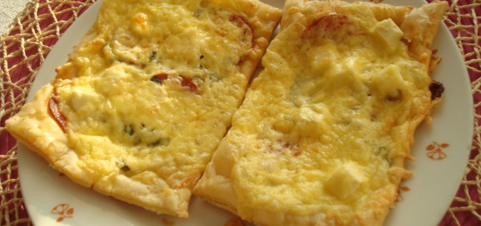 Chrupiące pizzerinki (autor: vkuchareczka)
