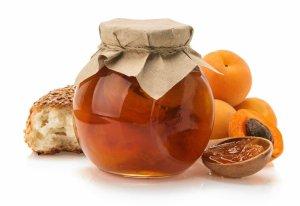 Dżem morelowy z miodem  prosty przepis i składniki