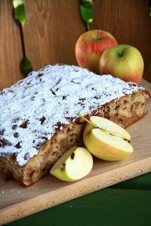 Ciasto jabłkowo-cynamonowe pani danusi