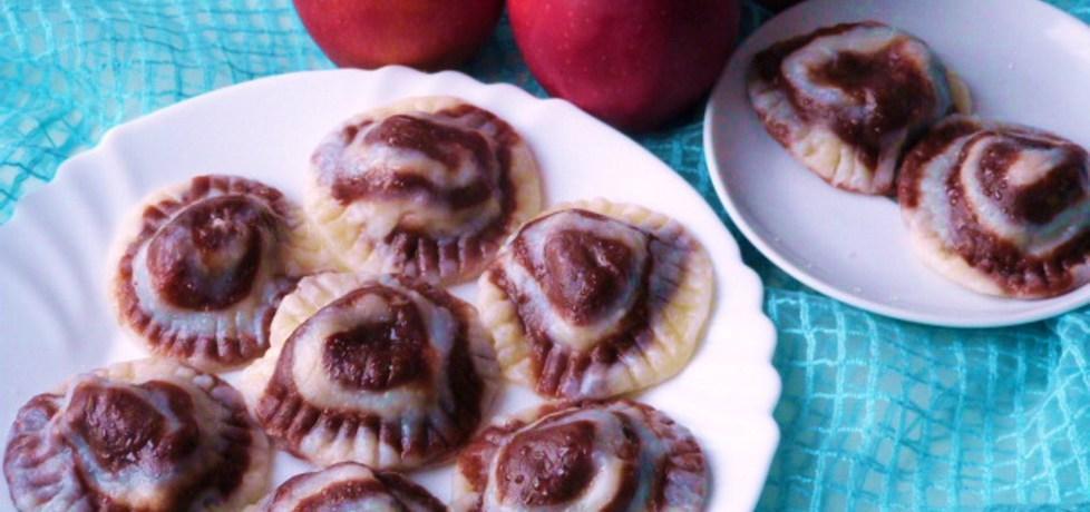 Pierogi z jabłkami (autor: ikrakowianka)