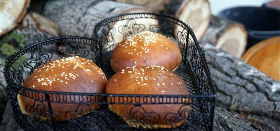 Bułki do hamburgerów (autor: kulinarne-przgody