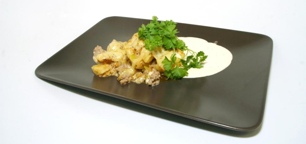 Przepis dnia ii, odc. 6. zapiekanka z mięsem mielonym i ziemniakami