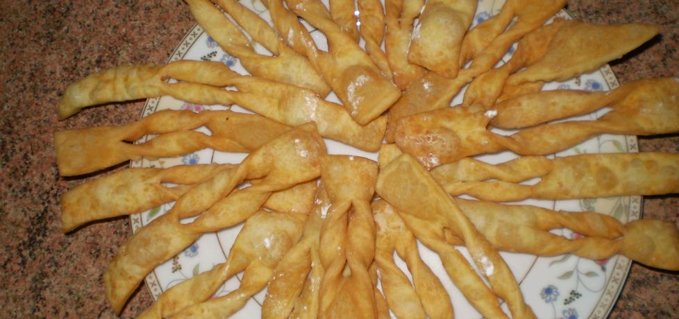 Faworki z ziemniaków (autor: magdalena1110)
