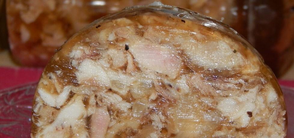Salceson z golonki wieprzowej (autor: habibi)