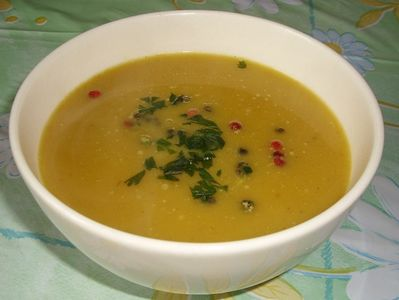 Zupa dyniowo