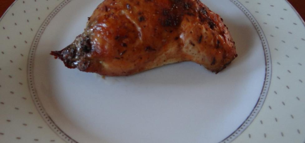 Udka z kurczaka faszerowane pieczarkami (autor: megg ...