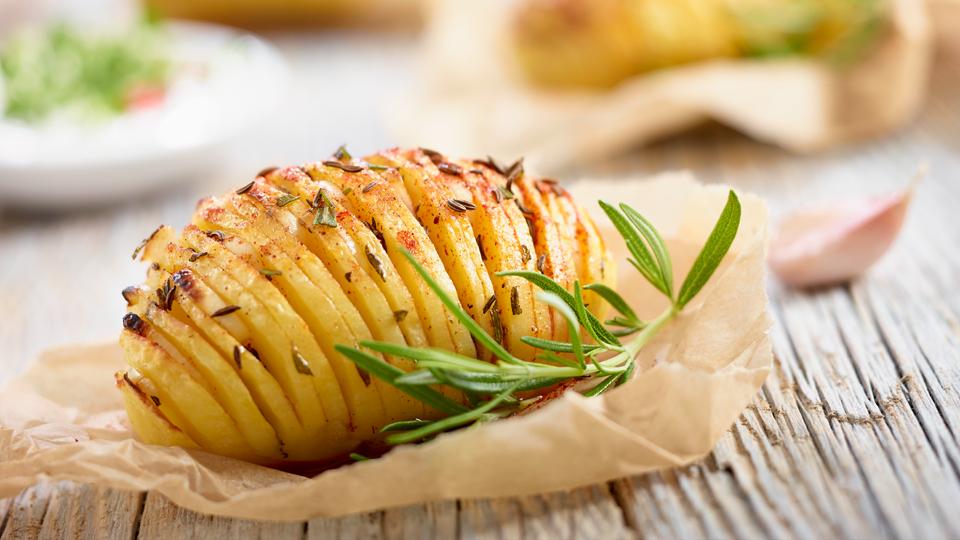 Przepis na ziemniaki z grilla