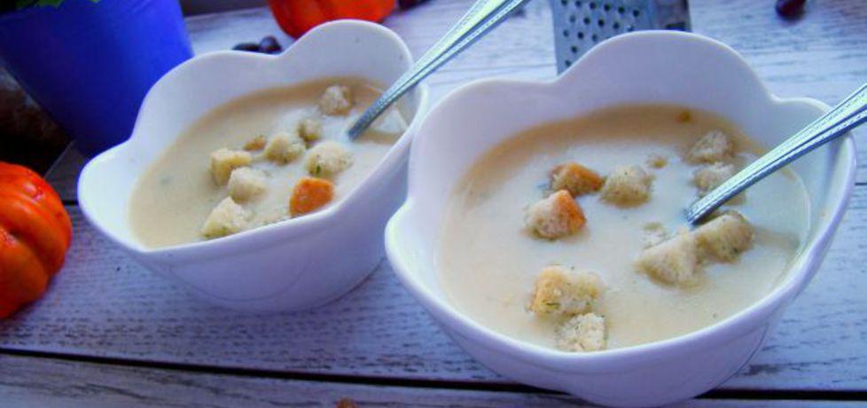 Pyszna zupka serowa (autor: iwa643)