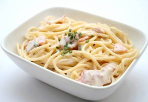 Spaghetti carbonara  prosty przepis i składniki