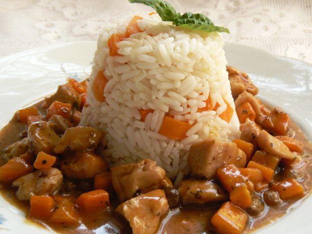 Przepis  kurczak z ryżem przepis