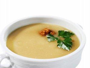 Zupa ziemniaczana 2  prosty przepis i składniki