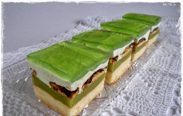 Zielone ciasto shrek (ciasta)