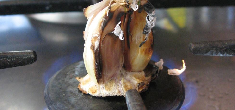 Opalany rosół drobiowy (autor: cynowabeata)
