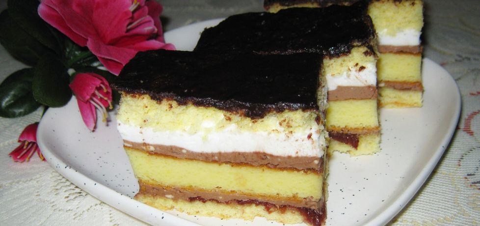 Ciasto z serową wkładką (autor: katarzynka455)
