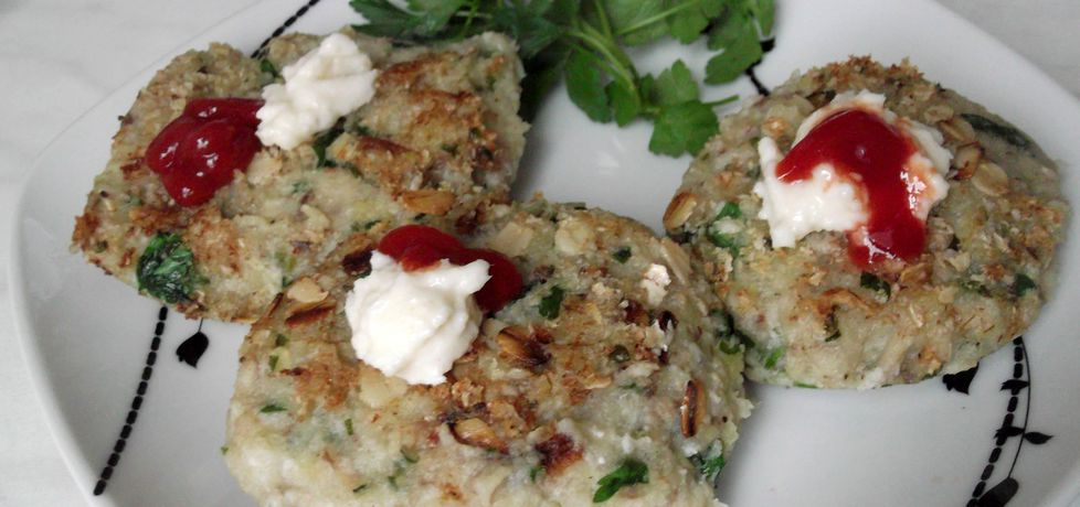 Placki z makreli wędzonej i ziemniaków (autor: waclaw ...
