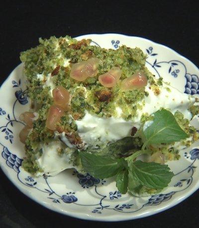 Zielona słodycz kaliny wilińskiej (kraków)