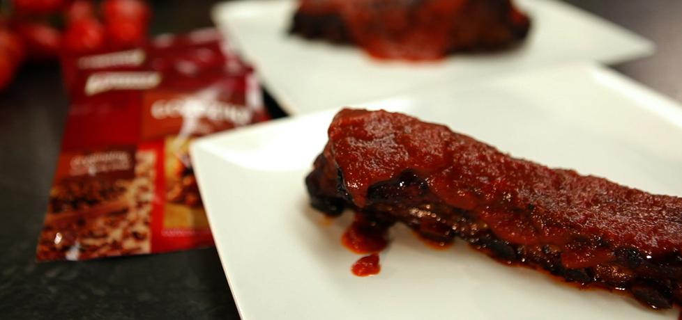 Doradca smaku, odc. 40: żeberka w sosie barbecue (autor: doradca ...