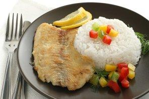 Ryba gotowana na parze  prosty przepis i składniki