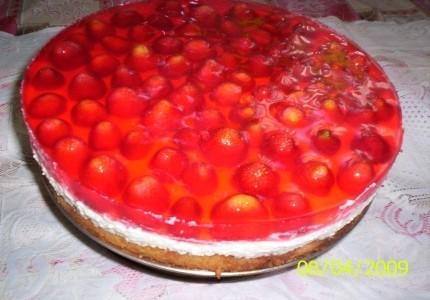 Tortoletka owocowa