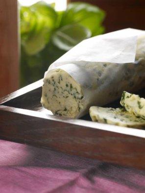 Masło bazyliowe  prosty przepis i składniki
