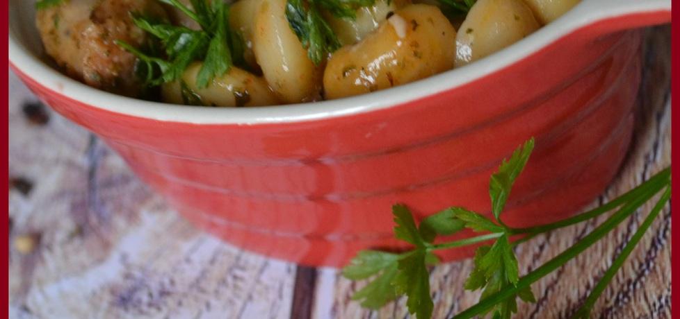 Potrawka z fasoli i białej kiełbasy (autor: wyattearp)