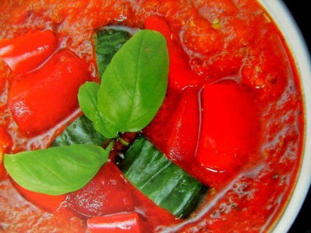 Składniki: gazpacho. gotujmy.pl