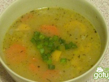 Przepis  zupa krewetkowa 2 przepis