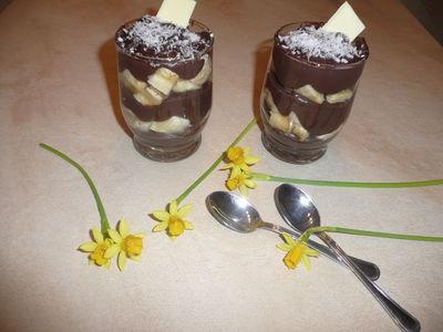 Deser czekoladowo