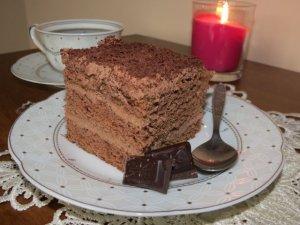 Ciasto czekoladowe  prosty przepis i składniki