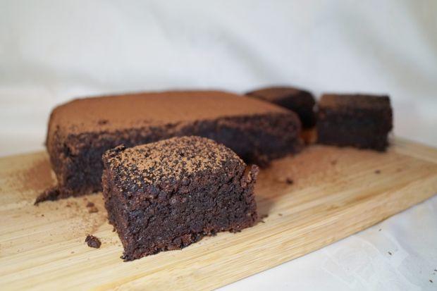 Przepis  ciasto orzechowo