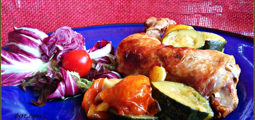 Udka burrito z warzywami (autor: zewa)