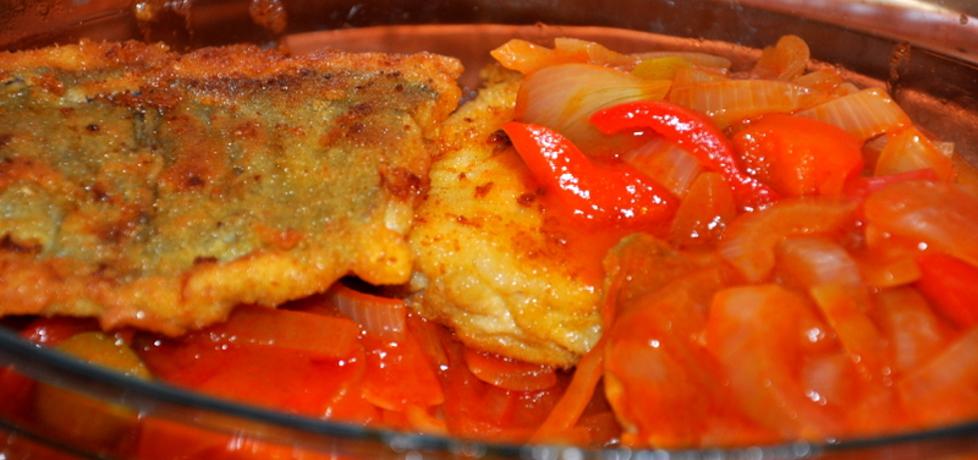 Ryba na czerwono (autor: monika111)