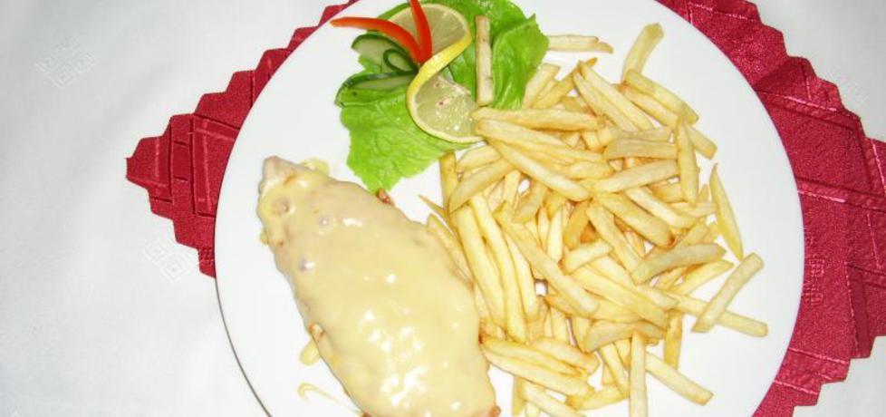 Pierś z kurczaka grilowana z serem zapiekana (autor: agiatis ...