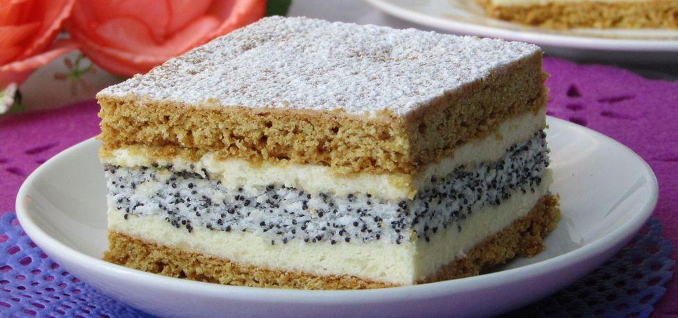 Maurycy- ciasto miodowo