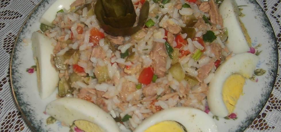 Tuńczyk w sałatce (autor: beatkaa153)