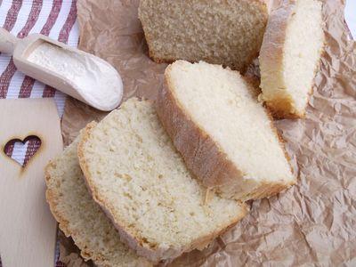 Miodowy chlebek