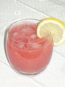 Woda arbuzowo – grejpfrutowa.