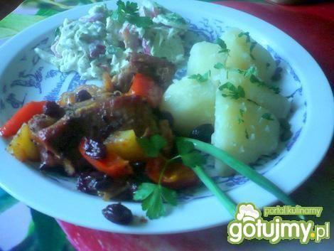 Żeberka z warzywami  porady kulinarne