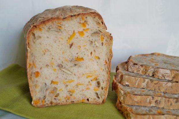 Przepis  chleb z dynią na zakwasie przepis